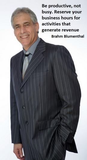 Brahm Blumenthal 1